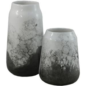Organic Vase S/2