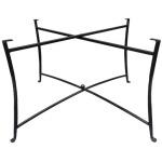 Folding Iron Table Bases