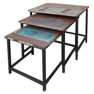 Colton End Table Set of Three