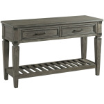 Foundry 50 Sofa Back/Console Table