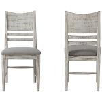 Modern Rustic Side Chair