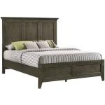 San Mateo Standard Queen Bed - Gray