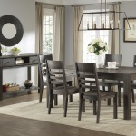Salem 7 PC Dining Set