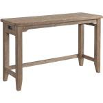60 Sofa Bar Table