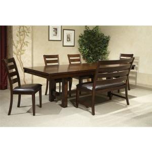 Intercon Kona Dining Trestle Table