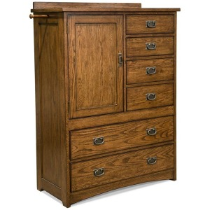 6 Drawer Chest w/Door