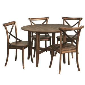 Lindsay 42in Round Dining Table