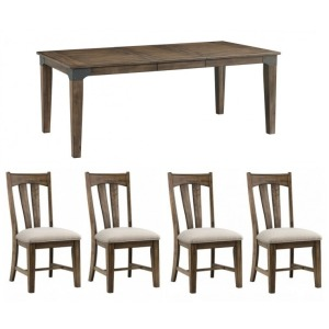 Whiskey River 5PC Dining Set