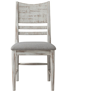 Modern Rustic Side Chair