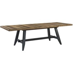Urban Rustic Trestle Table