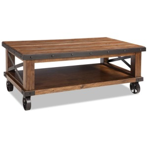 Taos Coffee Table w/Casters