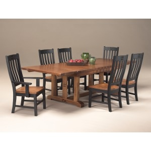 44 x 72-108 Trestle Table