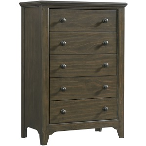 Tahoe Five Drawer Chest