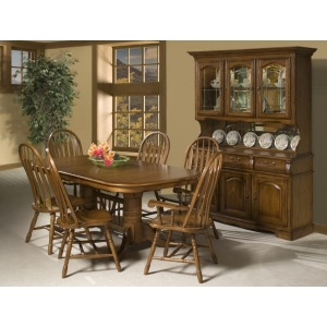 42 x 60-96 Trestle Dining Table