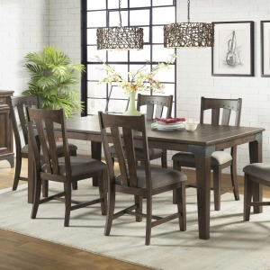 Whiskey River 7PC Dining Set
