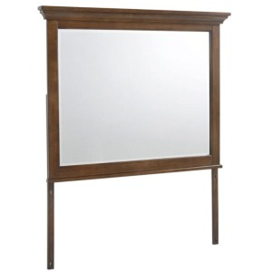 San Mateo Dresser Mirror - Tuscan
