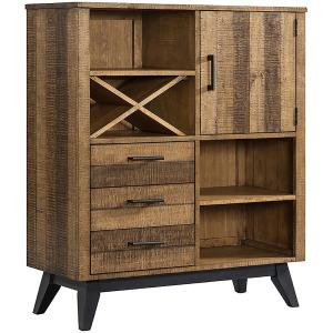 Urban Rustic Pantry Cabinet