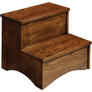 Oak Park Step Stool