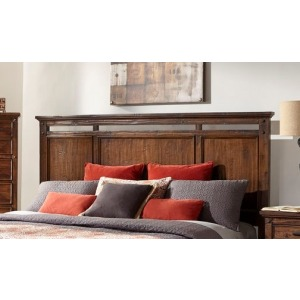 Wolf Creek Queen Panel Headboard