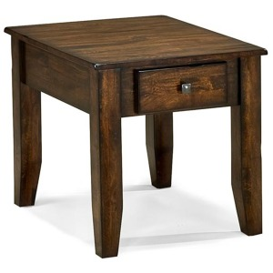 Kona End Table | Raisin