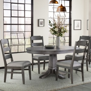Foundry 7 PC Dining Set