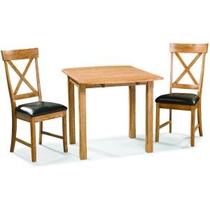 Table  42\'\' X 42-60\'\' Pedestal