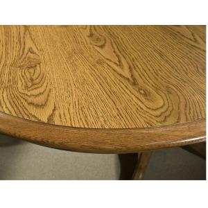 Classic Oak Chestnut Dining Room 42