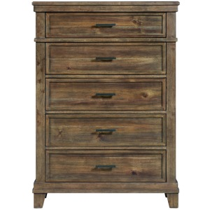 Salem Five Drawer Chest