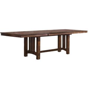 Oak Park Trestle Table