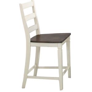 Glennwood Ladder Back Barstool / 2 PAK