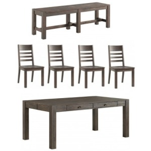 Salem 6 PC Dining Set