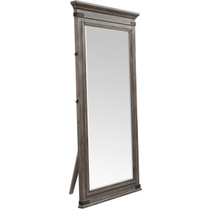 Forge Floor Mirror