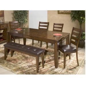 Kona Dining Room Furniture 50 Bench w/Cushion