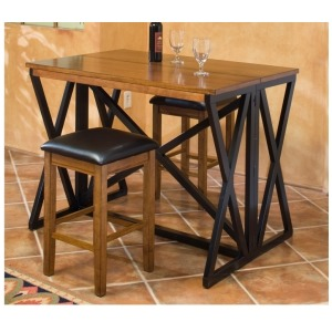 Siena Dining Room Furniture 24 Backless Barstool w/PU