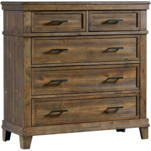 Salem Five Drawer Media Chest