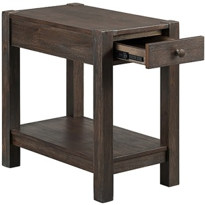Salem 14 Chairside Table w/Drawer