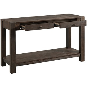 Salem 50 Media/Sofa Table w/Drawers