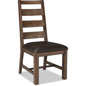 Taos Ladder Back w/Cushion Side Chair