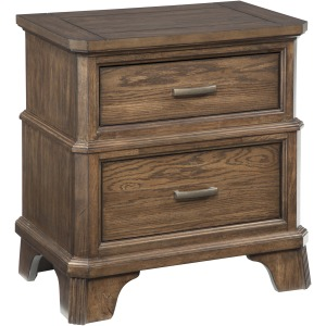 Telluride 2 Drawer Nightstand