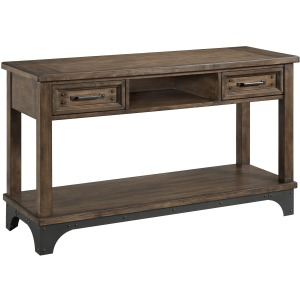 Whiskey River Sofa Table