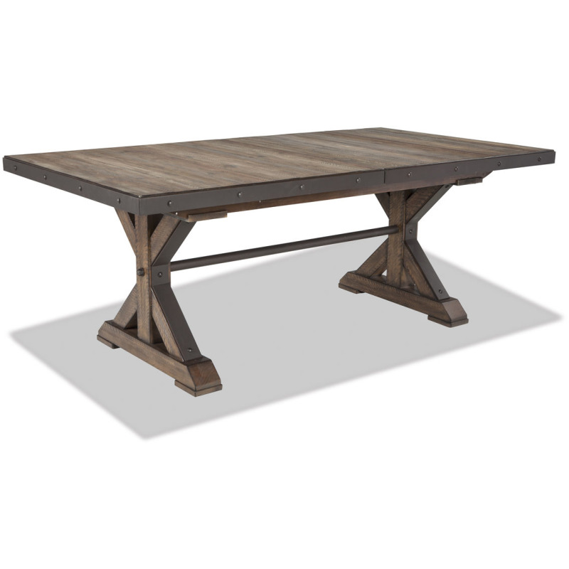 Taos Trestle Table