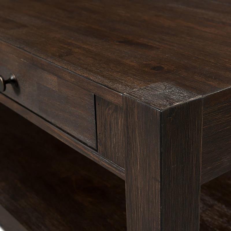 Salem Coffee Table w/Drawers