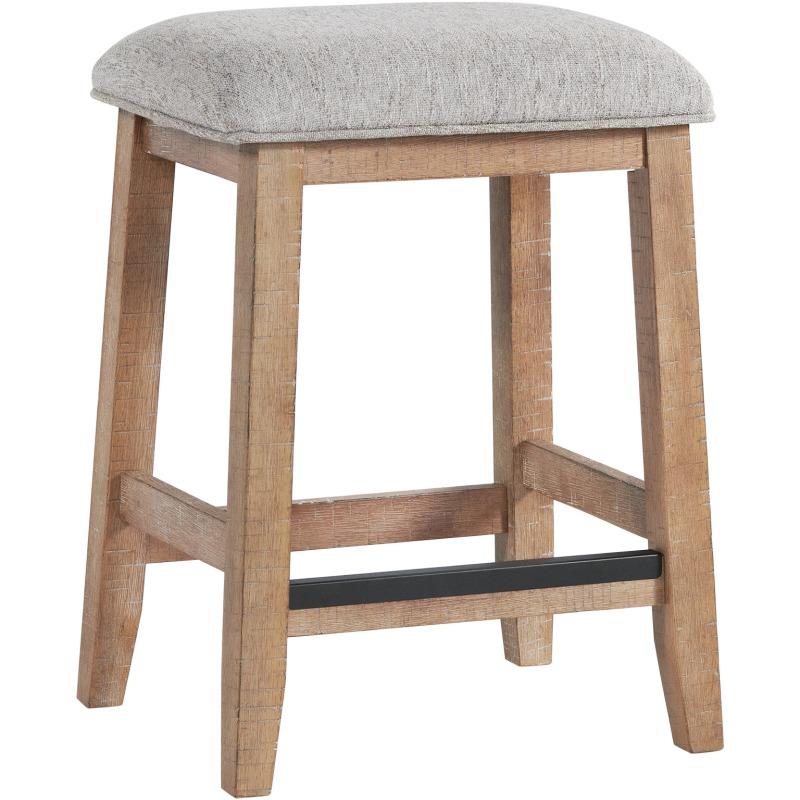 B/S, Backless w/Cushion Seat