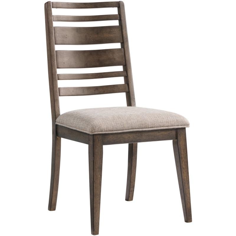 S/C, Ladder Back w/Cushn Seat