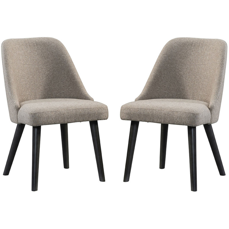 Urban Rustic Mid-Century Upholstered Chair