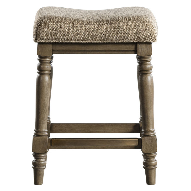 Balboa Park Backless Counter Stool with Cushion Seat