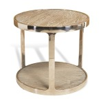 Soto Round Side Table