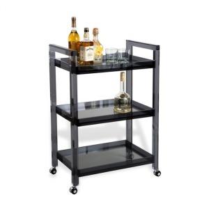 Ava Bar Cart - Smoke