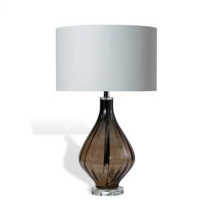 Elise Table Lamp - Gray