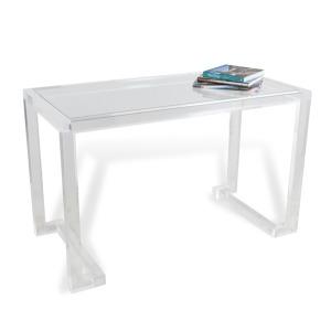 Ava Acrylic Desk